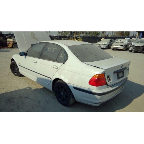 Used 2001 Bmw 325i Parts White With Beige Interior 6 Cylinder Engine Automatic Transmission