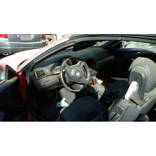 Used 2003 Bmw 325i Parts Red With Black Interior 6