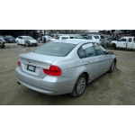Used 2007 BMW 328i Parts - Silver with black interior, 6 cylinder engine, automatic transmission