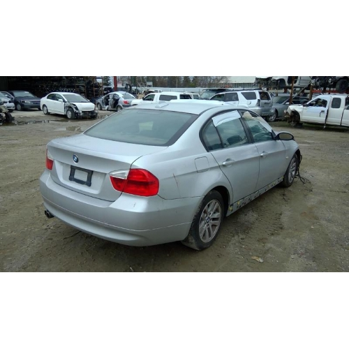Used 328i Bmw: Silver With Black Interior, 6