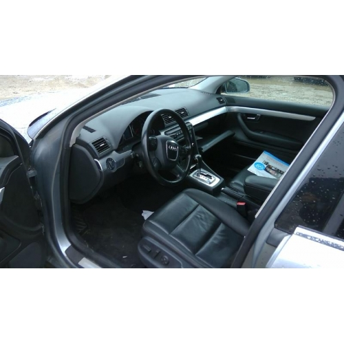 used 2007 audi a4 parts car gray with black interior 2 0l turbo automatic transmission