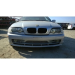 Used 2000 BMW 323ci Parts - Silver with gray interior, 6 cylinder engine, automatic transmission