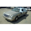 Used 1998 Mercedes 210 Chassis E320 Parts -Gold with tan interior, 6 cylinder engine, automatic  transmission