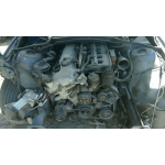 Used 2005 BMW 325i Parts - Blue with gray interior, 6 cylinder engine, automatic transmission