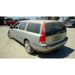 Used 2001 Volvo V70 Parts - Silver with tan interior, 5 cylinder, Automatic transmission