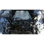 Used 2003 BMW 745i Parts - Silver with grey interior, 8 cylinder engine, automatic transmission