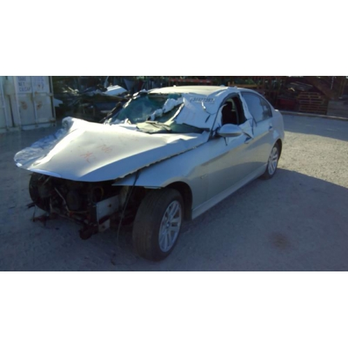 Used 2006 BMW 325i Parts   Silver With Black Interior, 6 Cylinder Engine,  Automatic Transmission