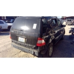 Used 2002 Mercedes 163 Chassis ML320 Parts Car- Black with black interior, 8 cylinder, automatic transmission