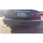Used 2000 Jaguar S-type Parts - Grey with cream interior, 8 cylinder engine, automatic transmission