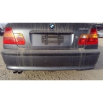 Used 2002 BMW 325i Parts - Grey with black interior, 6 cylinder engine, automatic transmission