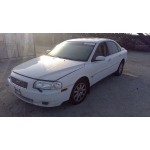 Used 2005 Volvo S80 Parts - White with tan interior, 5 cylinder, Automatic transmission*
