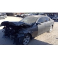 Used 2006 BMW 525i Parts - Grey with black interior, 6 cylinder engine, automatic transmission