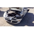 Used 2006 Volkswagen Jetta  Parts - White with grey interior, 5 cylinder engine, Automatic transmission