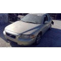 Used 2005 Volvo S60 Parts - Green with brown interior, 5 cylinder, Automatic transmission