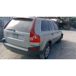 Used 2004 Volvo XC90 Parts - Silver with tan interior, 5 cylinder, Automatic transmission