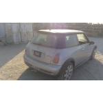 Used 2004 Mini Cooper S Parts - Silver with grey interior, 4 cylinder engine, manual transmission