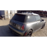 Used 2005 Mini Cooper S Parts - Grey with black interior, 4 cylinder engine, automatic transmission