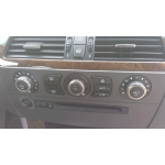 Used 2006 BMW 550i Parts - Black with gray interior, 8 cylinder engine, automatic transmission