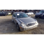 Used 2004 Mercedes 203 Chassis C230 Sport Parts - Gray with black interior, 4 cylinder engine, automatic  transmission