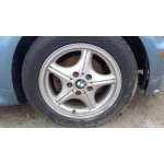 Used 1998 BMW Z3 Parts - Blue with tan interior, 4 cylinder engine, automatic  transmission