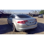 Used 2010 Jaguar XF Parts - Silver with black interior, 8 cylinder engine, automatic transmission