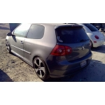 Used 2008 Volkswagen Golf GTI Parts - Gray with black interior, 4 cylinder engine, automatic transmission