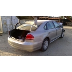 Used 2012 Volkswagen Passat Parts - Silver with black interior, 4 cylinder engine, automatic transmission