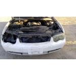 Used 2002 BMW 745i Parts - White with black interior, 8 cylinder engine, automatic transmission