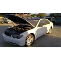 Used 2002 BMW 745i Parts - White with black interior, 8 cylinder engine, automatic transmission