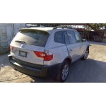 Used 2004 BMW X3 Parts - Silver with black interior, 6 cylinder engine, automatic transmission