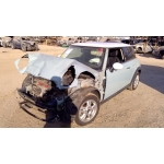 Used 2012 Mini Cooper Parts - Blue with black interior, 4 cylinder engine, automatic transmission
