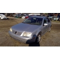 Used 2000 Volkswagen Jetta Parts - Green with gray interior, 4 cylinder engine, automatic transmission