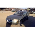 Used 2003 Volkswagen Passat Parts - Green with gray interior, 6 cylinder engine, automatic transmission