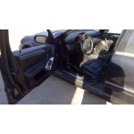 Used 2005 Mercedes 203 Chassis C230 Parts - Black with black interior, 6 cylinder engine, automatic  transmission