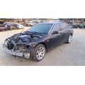 Used 2006 BMW 750Li Parts - Black with black interior, 8 cylinder engine, automatic transmission