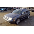 Used 2004 Volkswagen Jetta  Parts -Gray with black interior, 4 cylinder engine, Automatic transmission