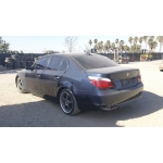 Used 2004 BMW 545i Parts - Blue with cream interior, 8 cylinder engine, automatic transmission