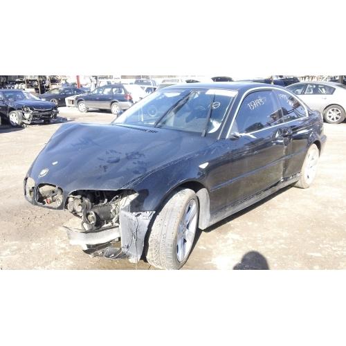 2004 Bmw 325ci Interior Parts